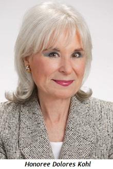 Honoree Dolores Kohl