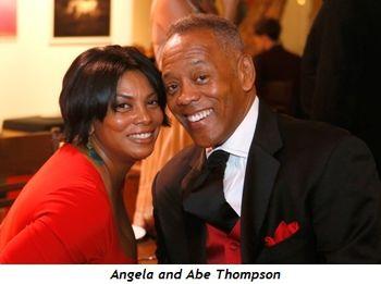 2 - Angela and Abe Thompson