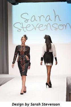 12 - Design by Sarah Stevenson