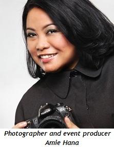 2 - Photographer-event producer Amie Hana