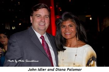4 - John Idler and Diana Palomar
