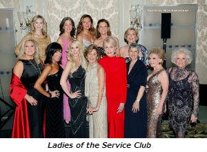 Ladies of the Service Club