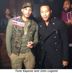 Tone Kapone and John legend