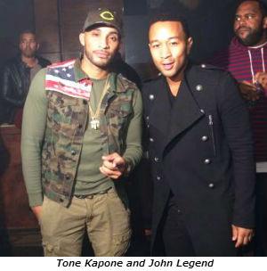 Tone Kapone and John legend
