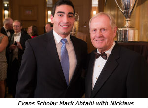 Mark Abtahi & Jack Nicklaus
