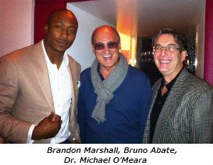 Brandon Marshall Bruno Abate Dr. Michael O'Meara