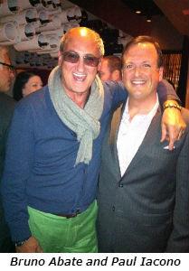 Bruno Abate and Paul Iacono