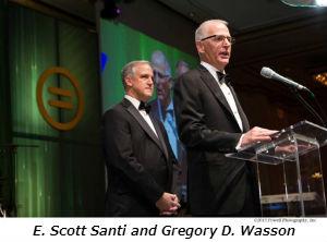 E Scott Santi and Gregory D Wasson