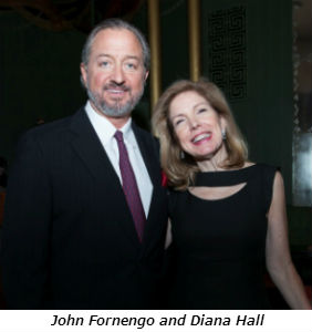 John Fornengo and Diana Hall