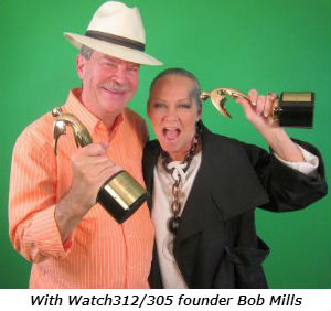 With Watch312-305 founder Bob Mills