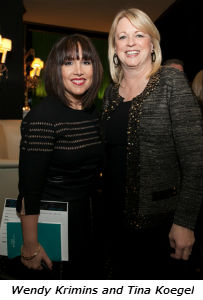 Wendy Krimins and Tina Koegel