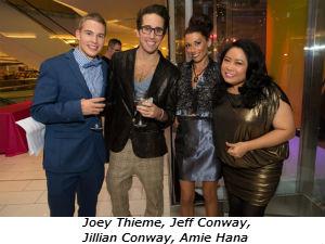 Joey Thieme Jeff Conway Jillian Conway Amie Hana