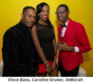 Vince Bass Caroline Gruner DeBorah