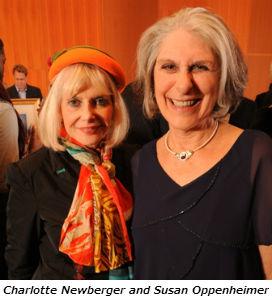Charlotte Newberger and Susan Oppenheimer
