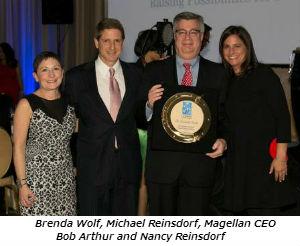 Reinsdorf award