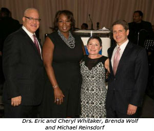 Drs. Eric and Cheryl Whitaker Brenda Wolf and Michael Reinsdorf