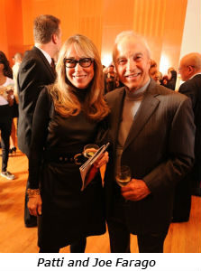 Patti and Joe Farago