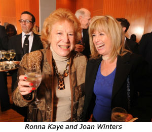 Ronna Kaye and Joan Winters