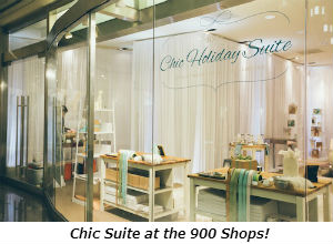 Chic Suite at the 900 Shops