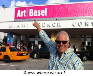 Chuck and basel sign photo