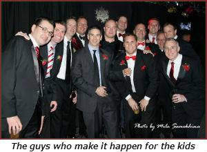 The guys who make it happen for the kids