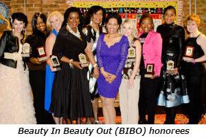 Beauty In Beauty Out (BIBO) honorees