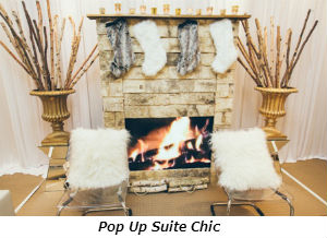 Pop Up Suite Chic