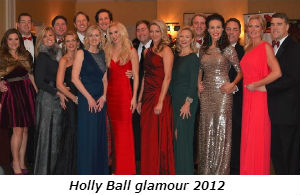 Holly Ball glamour 2012