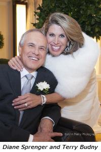 Diane Sprenger and Terry Budny