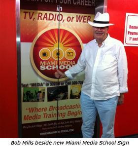 Bob Mills Miami Media School