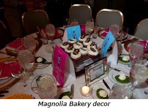 Magnolia Bakery decor