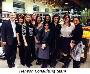 Henson Consulting team