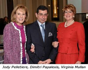 Jody Pelletiere Dimitri Papalexis Virginia Mullan