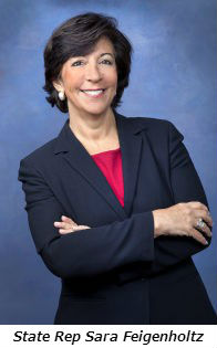 State Rep Sara Feigenholtz