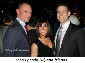 Theo Epstein and friends