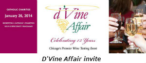 D'Vine Affair invite