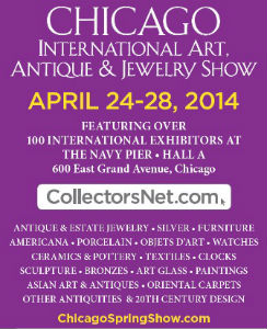 Chicago International Art Antique Jewlery Show