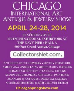 Chicago International Art Antique Jewlery Show