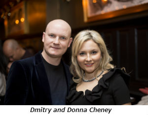 Dmitry and Donna Cheney