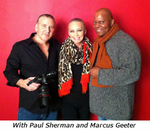 With Paul Sherman and Marcus Geeter