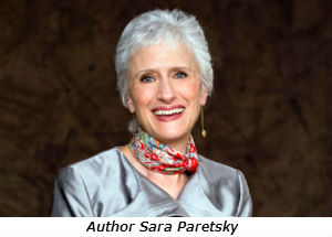 Author Sara Paretsky