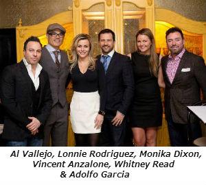 Al Vallejo Lonnie Rodriguez Monika Dixon Vincent Anzalone Whitney Read and Adolfo Garcia