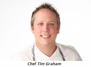Chef Tim Graham