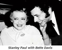 Stanley Paul and Bette Davis