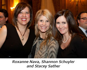 Roxanne Nava Shannon Schuyler and Stacey Sather