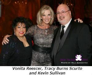 Vonita Reescer Tracy Burns Scurto and Kevin Sullivan