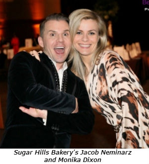 Sugar Hills Bakery's Jacob Neminarz and Monika Dixon