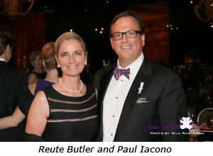 Reute Butler and Paul Iacono