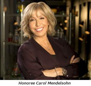Honoree Carol Mendelsohn