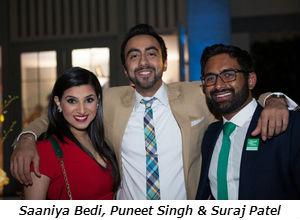 Saaniya Bedi, Puneet Singh & Suraj Patel